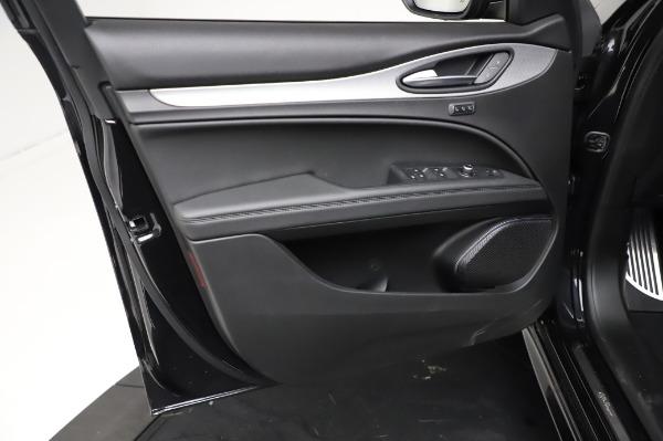 New 2021 Alfa Romeo Stelvio Ti Sport Q4 for sale $57,595 at Bentley Greenwich in Greenwich CT 06830 17