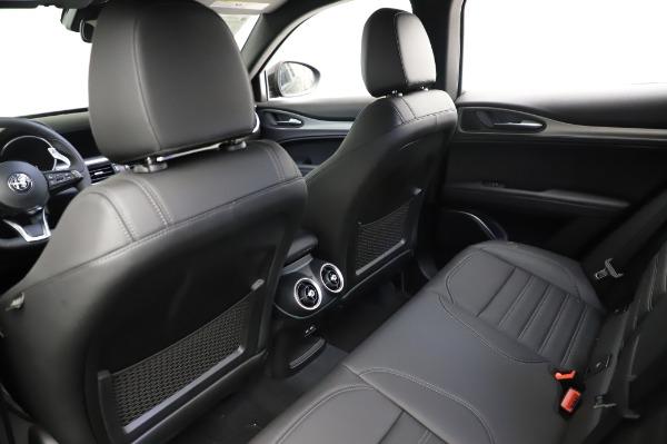 New 2021 Alfa Romeo Stelvio Ti Sport Q4 for sale $57,595 at Bentley Greenwich in Greenwich CT 06830 18
