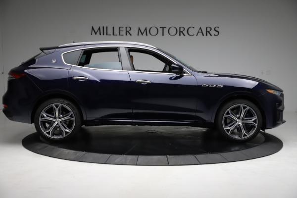 New 2021 Maserati Levante S Q4 for sale $98,925 at Bentley Greenwich in Greenwich CT 06830 10
