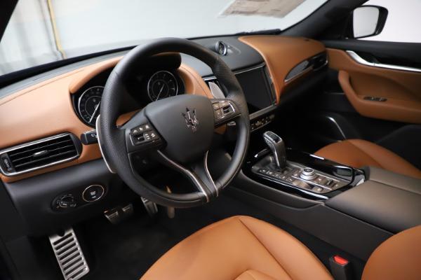 New 2021 Maserati Levante S Q4 for sale $98,925 at Bentley Greenwich in Greenwich CT 06830 13