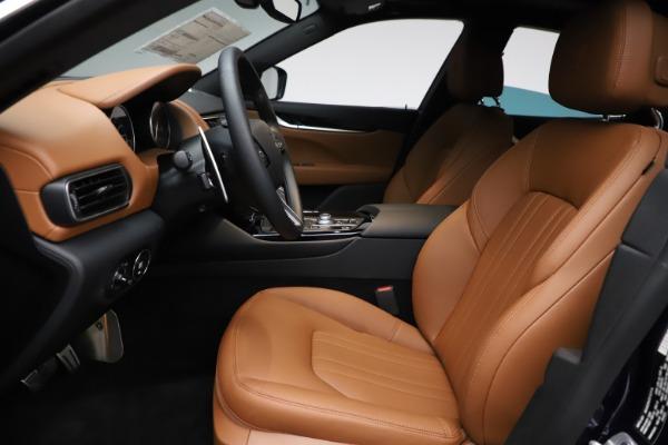 New 2021 Maserati Levante S Q4 for sale $98,925 at Bentley Greenwich in Greenwich CT 06830 14