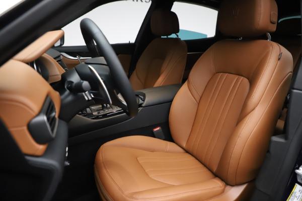 New 2021 Maserati Levante S Q4 for sale $98,925 at Bentley Greenwich in Greenwich CT 06830 15