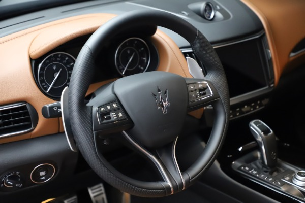 New 2021 Maserati Levante S Q4 for sale $98,925 at Bentley Greenwich in Greenwich CT 06830 17