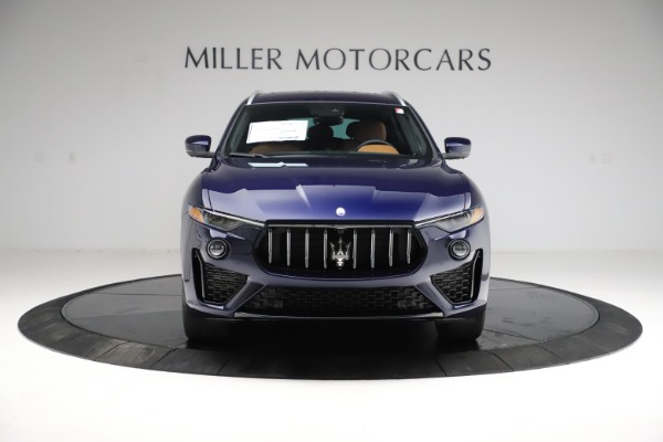 New 2021 Maserati Levante S Q4 for sale $98,925 at Bentley Greenwich in Greenwich CT 06830 2