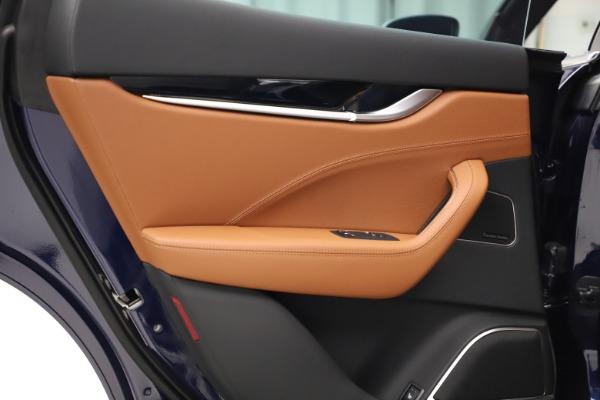 New 2021 Maserati Levante S Q4 for sale $98,925 at Bentley Greenwich in Greenwich CT 06830 20