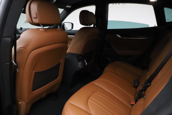 New 2021 Maserati Levante S Q4 for sale $98,925 at Bentley Greenwich in Greenwich CT 06830 21