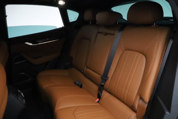 New 2021 Maserati Levante S Q4 for sale $98,925 at Bentley Greenwich in Greenwich CT 06830 23