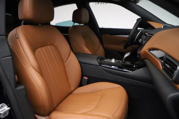 New 2021 Maserati Levante S Q4 for sale $98,925 at Bentley Greenwich in Greenwich CT 06830 26