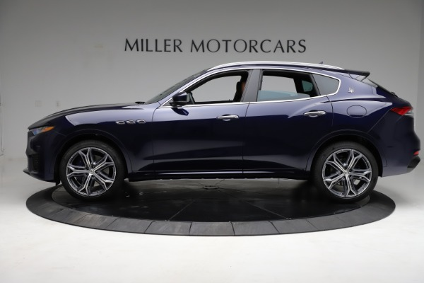 New 2021 Maserati Levante S Q4 for sale $98,925 at Bentley Greenwich in Greenwich CT 06830 4