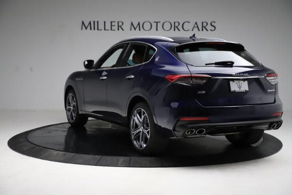 New 2021 Maserati Levante S Q4 for sale $98,925 at Bentley Greenwich in Greenwich CT 06830 6