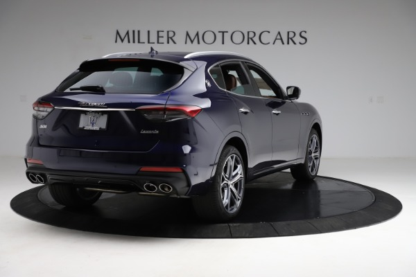 New 2021 Maserati Levante S Q4 for sale $98,925 at Bentley Greenwich in Greenwich CT 06830 8