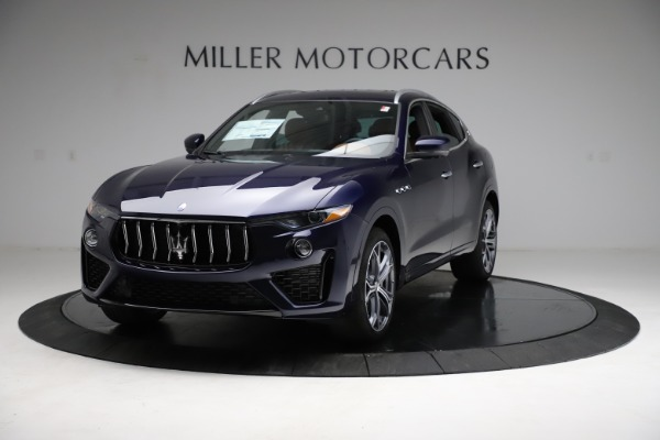 New 2021 Maserati Levante S Q4 for sale $98,925 at Bentley Greenwich in Greenwich CT 06830 1