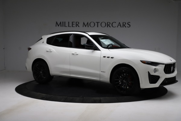 New 2021 Maserati Levante S Q4 GranSport for sale $105,835 at Bentley Greenwich in Greenwich CT 06830 11