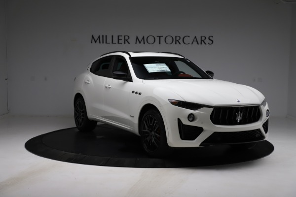 New 2021 Maserati Levante S Q4 GranSport for sale $105,835 at Bentley Greenwich in Greenwich CT 06830 12