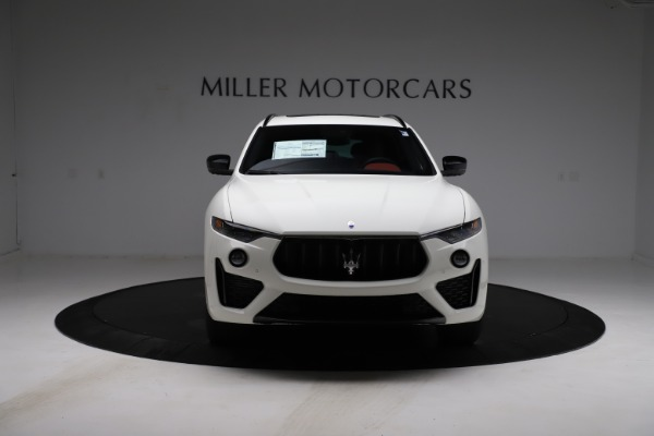 New 2021 Maserati Levante S Q4 GranSport for sale $105,835 at Bentley Greenwich in Greenwich CT 06830 13