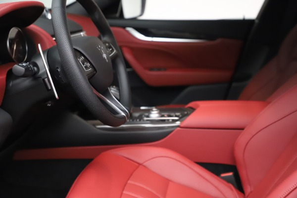 New 2021 Maserati Levante S Q4 GranSport for sale $105,835 at Bentley Greenwich in Greenwich CT 06830 15