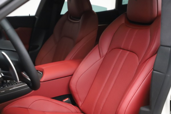 New 2021 Maserati Levante S Q4 GranSport for sale $105,835 at Bentley Greenwich in Greenwich CT 06830 16