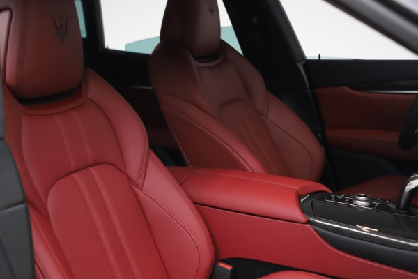 New 2021 Maserati Levante S Q4 GranSport for sale $105,835 at Bentley Greenwich in Greenwich CT 06830 19