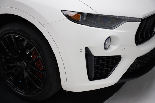 New 2021 Maserati Levante S Q4 GranSport for sale $105,835 at Bentley Greenwich in Greenwich CT 06830 25