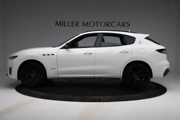 New 2021 Maserati Levante S Q4 GranSport for sale $105,835 at Bentley Greenwich in Greenwich CT 06830 3