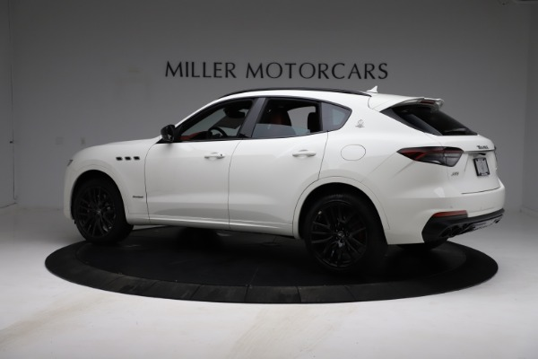 New 2021 Maserati Levante S Q4 GranSport for sale $105,835 at Bentley Greenwich in Greenwich CT 06830 5