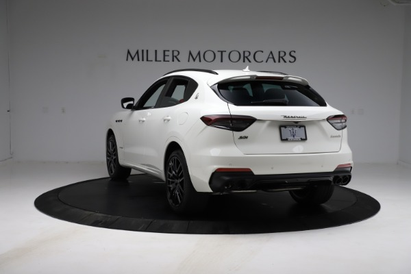 New 2021 Maserati Levante S Q4 GranSport for sale $105,835 at Bentley Greenwich in Greenwich CT 06830 6
