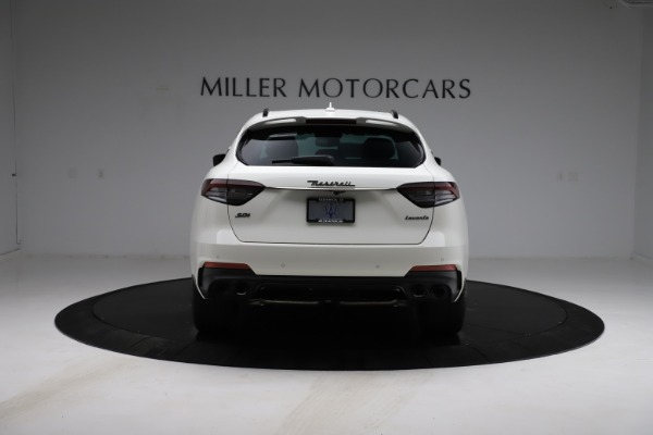 New 2021 Maserati Levante S Q4 GranSport for sale $105,835 at Bentley Greenwich in Greenwich CT 06830 7