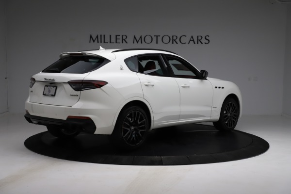 New 2021 Maserati Levante S Q4 GranSport for sale $105,835 at Bentley Greenwich in Greenwich CT 06830 9