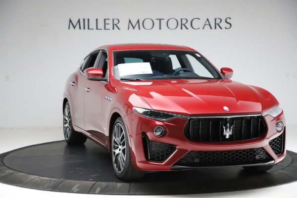 New 2020 Maserati Levante S Q4 GranSport for sale $102,949 at Bentley Greenwich in Greenwich CT 06830 11