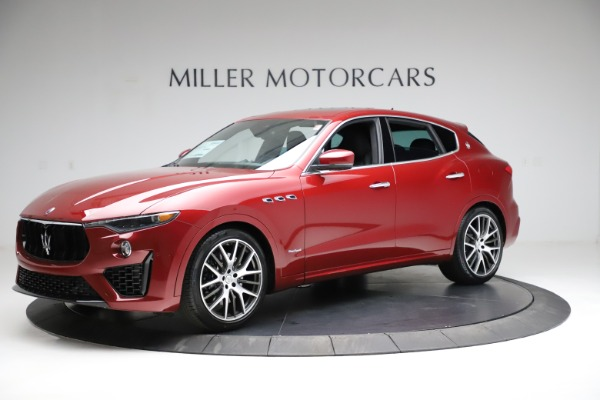 New 2020 Maserati Levante S Q4 GranSport for sale $102,949 at Bentley Greenwich in Greenwich CT 06830 2