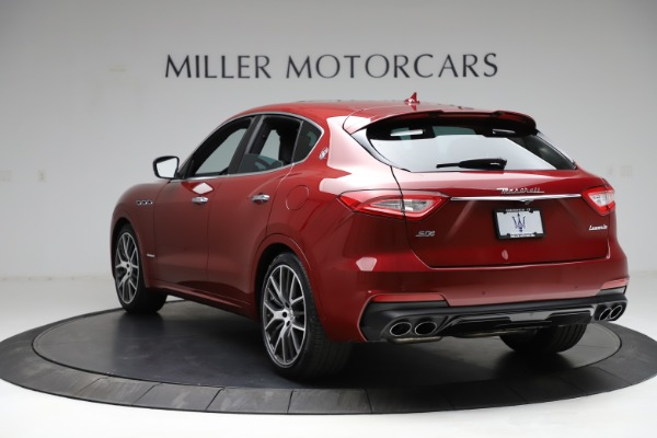 New 2020 Maserati Levante S Q4 GranSport for sale $102,949 at Bentley Greenwich in Greenwich CT 06830 5