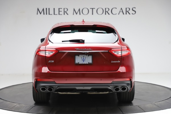 New 2020 Maserati Levante S Q4 GranSport for sale $102,949 at Bentley Greenwich in Greenwich CT 06830 6