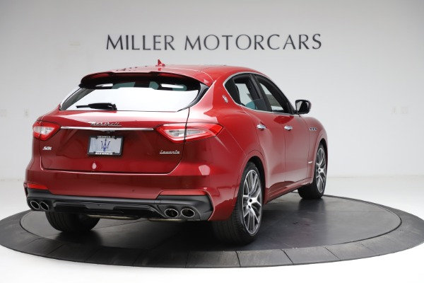 New 2020 Maserati Levante S Q4 GranSport for sale $102,949 at Bentley Greenwich in Greenwich CT 06830 7
