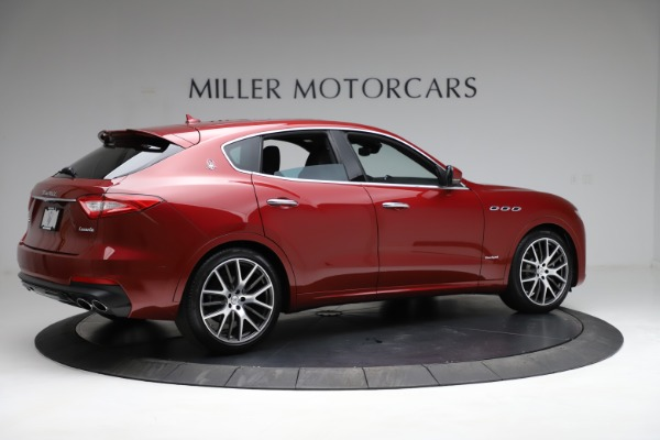 New 2020 Maserati Levante S Q4 GranSport for sale $102,949 at Bentley Greenwich in Greenwich CT 06830 8