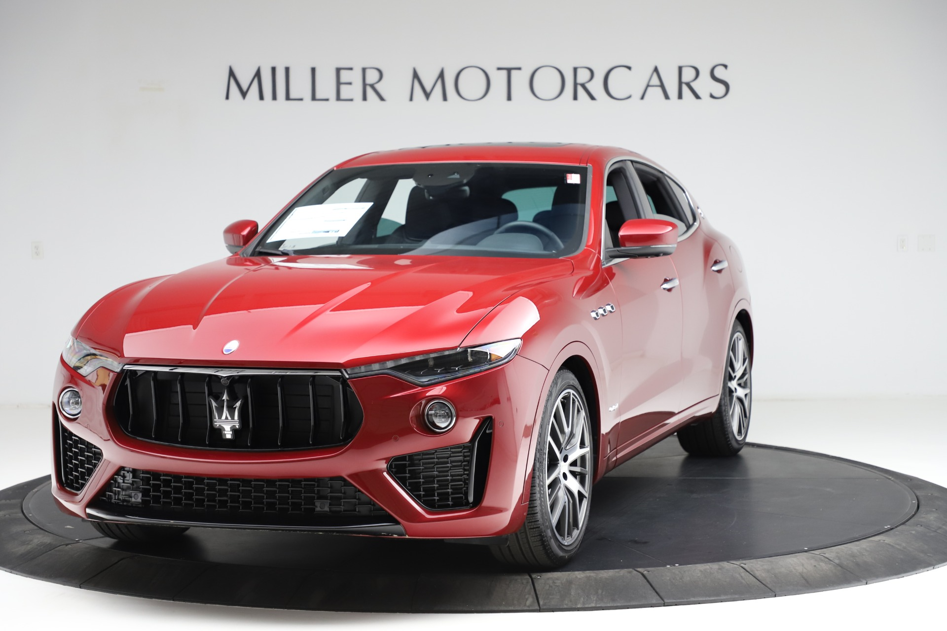 New 2020 Maserati Levante S Q4 GranSport for sale $102,949 at Bentley Greenwich in Greenwich CT 06830 1