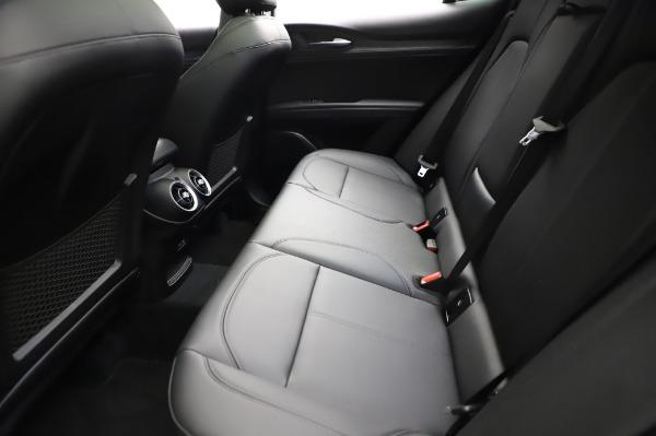 New 2021 Alfa Romeo Stelvio Q4 for sale $49,785 at Bentley Greenwich in Greenwich CT 06830 20