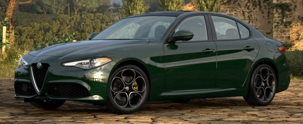 New 2021 Alfa Romeo Giulia Ti Sport Q4 for sale Sold at Bentley Greenwich in Greenwich CT 06830 1