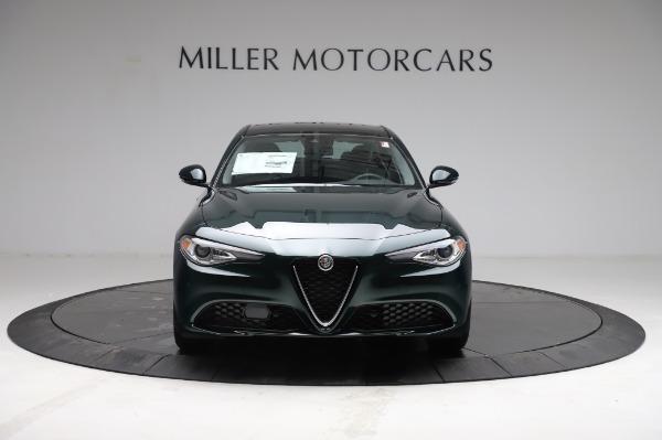 New 2021 Alfa Romeo Giulia Q4 for sale $46,895 at Bentley Greenwich in Greenwich CT 06830 12