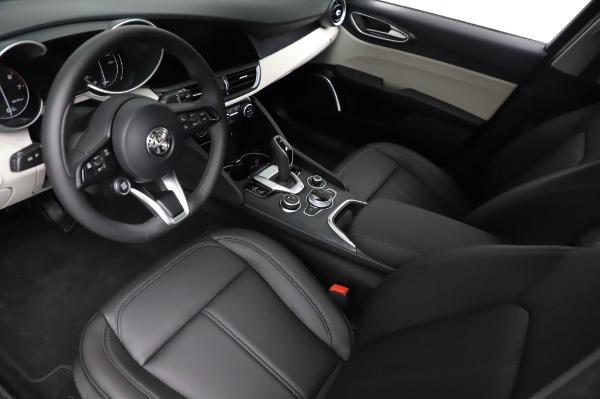 New 2021 Alfa Romeo Giulia Q4 for sale $46,895 at Bentley Greenwich in Greenwich CT 06830 13