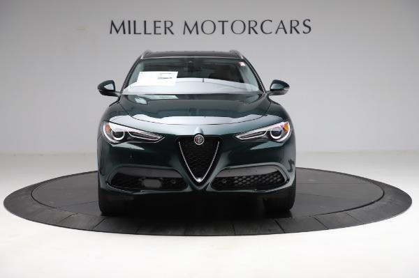 New 2021 Alfa Romeo Stelvio Ti Q4 for sale Sold at Bentley Greenwich in Greenwich CT 06830 13