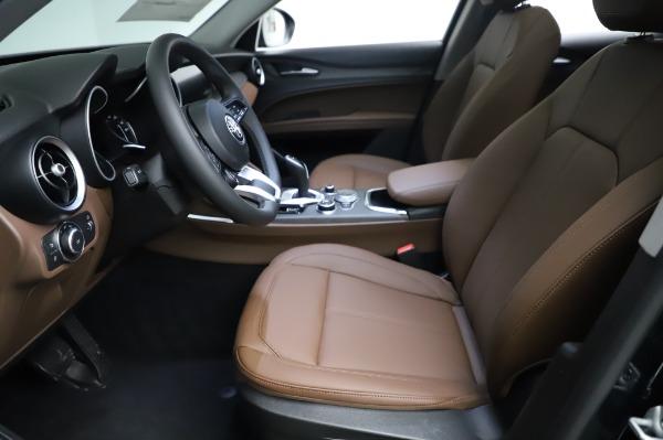 New 2021 Alfa Romeo Stelvio Ti Q4 for sale Sold at Bentley Greenwich in Greenwich CT 06830 15