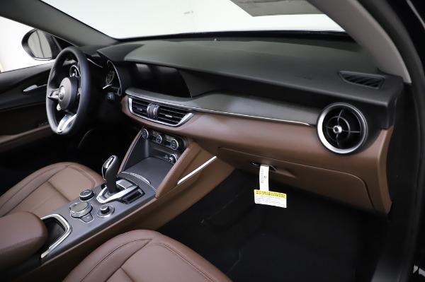 New 2021 Alfa Romeo Stelvio Ti Q4 for sale Sold at Bentley Greenwich in Greenwich CT 06830 22