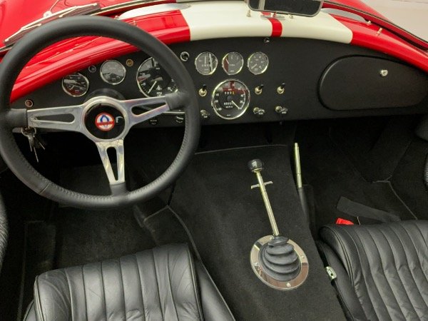 Used 2020 Shelby Cobra Superformance for sale $89,900 at Bentley Greenwich in Greenwich CT 06830 13