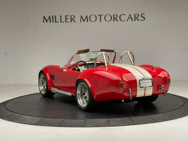 Used 2020 Shelby Cobra Superformance for sale $89,900 at Bentley Greenwich in Greenwich CT 06830 4