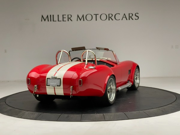 Used 2020 Shelby Cobra Superformance for sale $89,900 at Bentley Greenwich in Greenwich CT 06830 6