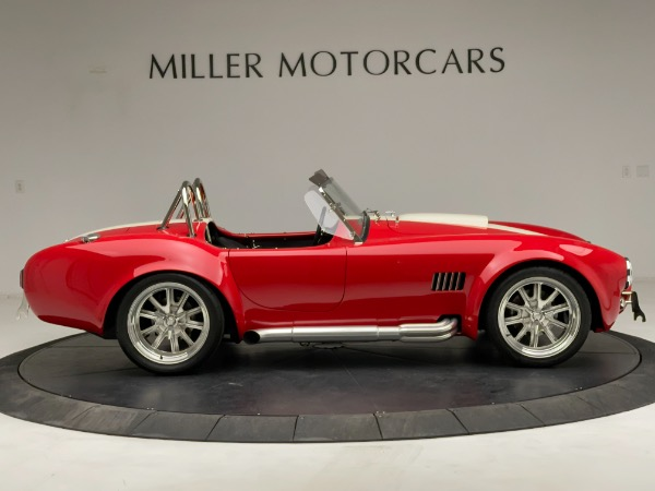 Used 2020 Shelby Cobra Superformance for sale $89,900 at Bentley Greenwich in Greenwich CT 06830 8