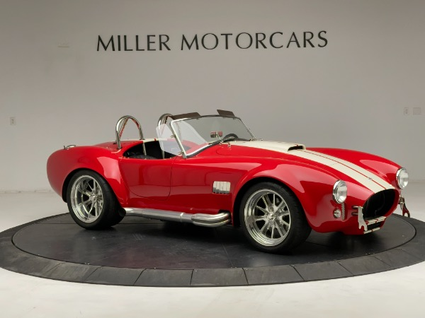 Used 2020 Shelby Cobra Superformance for sale $89,900 at Bentley Greenwich in Greenwich CT 06830 9