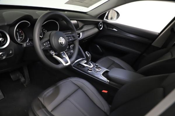 New 2021 Alfa Romeo Stelvio Q4 for sale Sold at Bentley Greenwich in Greenwich CT 06830 15