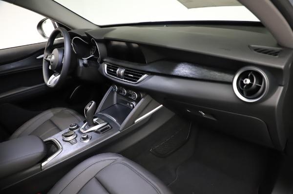 New 2021 Alfa Romeo Stelvio Q4 for sale Sold at Bentley Greenwich in Greenwich CT 06830 23