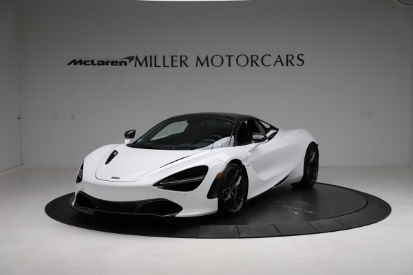 Used 2020 McLaren 720S Spider for sale Sold at Bentley Greenwich in Greenwich CT 06830 11